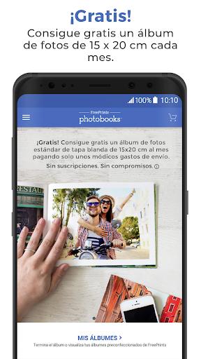 Download FreePrints Photobooks - Álbumes de fotos gratis 2.12.5 APK For Android