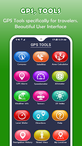 Download GPS, Tools - Map, Route, Traffic & Navigation 2.3 APK For Android