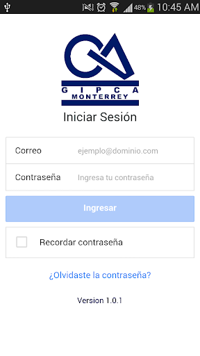 Download Gipca Monterrey 1.0.14 APK For Android