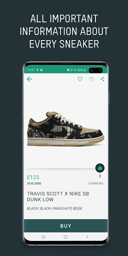 Download Grailify - Sneaker Release Calendar 1.3.2 APK For Android