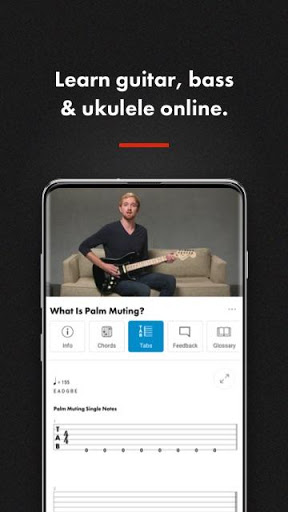 Download Guitar Lessons, Bass & Ukulele | Fender Play 2.14.4 APK For Android