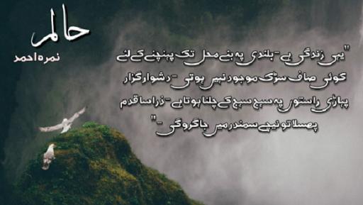 Download Haalim Full Novel Offline -Read Urdu Novels 1.0 APK For Android