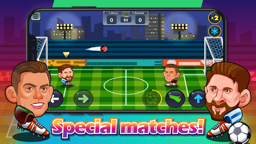 Download Head Soccer - Star League 1 APK For Android