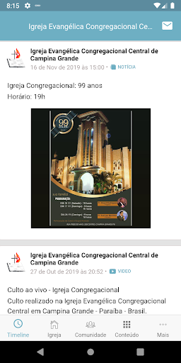 Download IECC Campina Grande 2.14.1 APK For Android