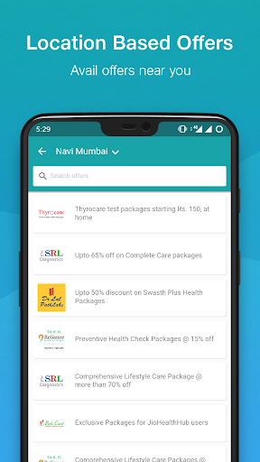 Download JioHealthHub: Your health companion 3.3.154 APK For Android