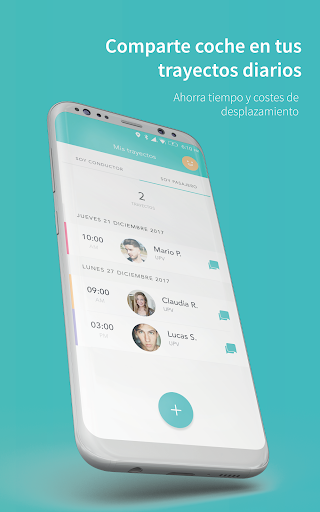 Download Journify - Compartir coche a diario 2.9.0 APK For Android