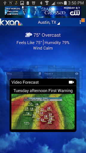 Download KXAN Weather 5.0.1002 APK For Android