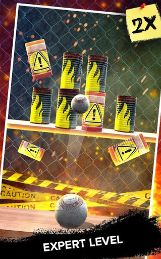 Download Knock Down Cans : hit cans 1.1 APK For Android