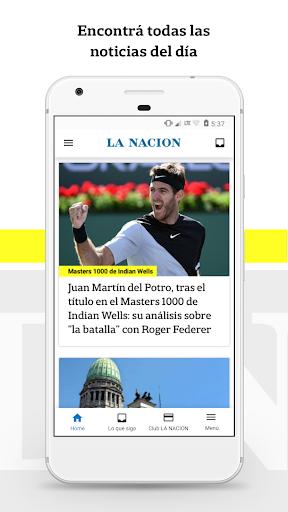 Download LA NACION y Club LA NACION 9.3.87 APK For Android