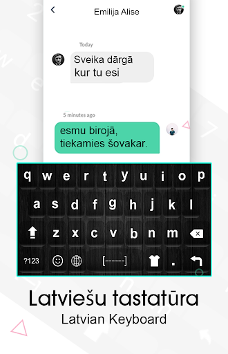 Download Latvian Keyboard: Latvian Language Typing 1.0.1 APK For Android
