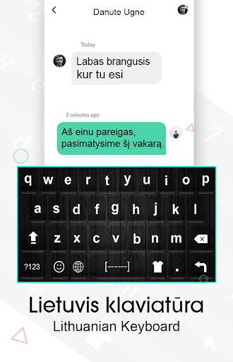 Download Lithuanian Keyboard: Lithuanian Language Typing 1.0.1 APK For Android