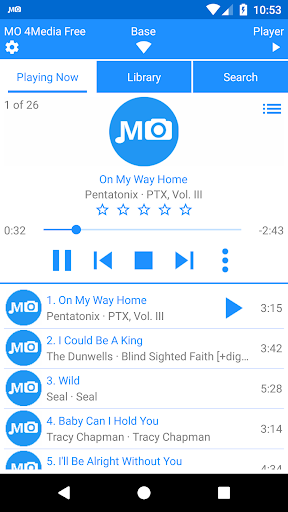 Download MO 4Media - remote control and player 1.8.5 APK For Android