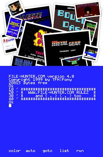 Download MSX Games File-Hunter.com 3.1.2 APK For Android