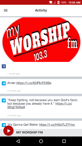 Download MY WORSHIP FM 5.3.9 APK For Android