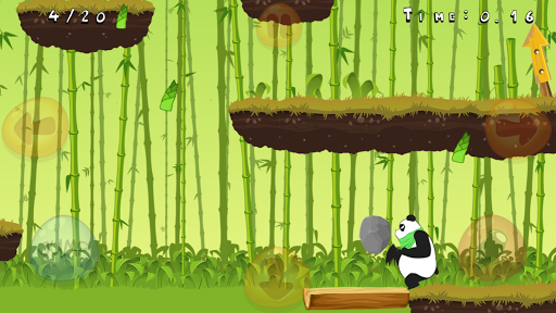 Download Mad Cholki : Furious Panda 1.1.0 APK For Android