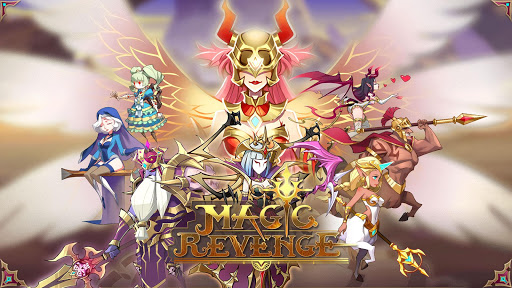 Download Magic Revenge: Mighty AFK RPG 1.0.35.62 APK For Android