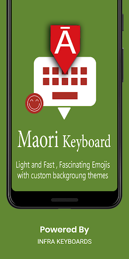 Download Maori English Keyboard : Infra Keyboard 8.1.6 APK For Android