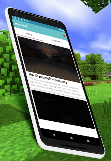 Download Map Horror for Minecraft 2.0 APK For Android