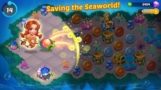 Download Merge Mermaids-design home&create magic fish life. 1.0.1 APK For Android
