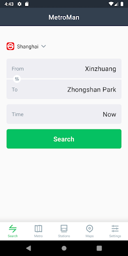 Download Metro Shenzhen Subway 10.5.2 APK For Android
