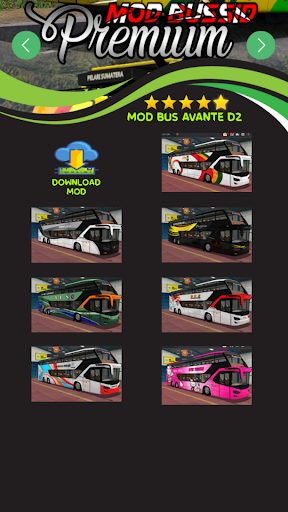 Download Mod Bussid Bus Premium 1.1 APK For Android