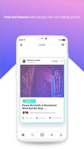 Download Moodit - Connect & Share Your Feelings, New Social 1.0 APK For Android