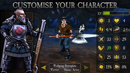 Download Mordheim: Warband Skirmish 1.12.8 APK For Android