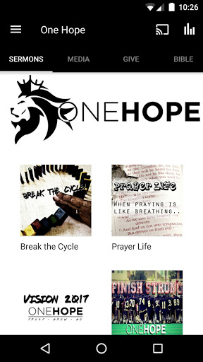 Download My One Hope 5.6.0 APK For Android
