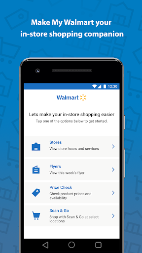 Download My Walmart: In-store shopping 4.0.4 APK For Android
