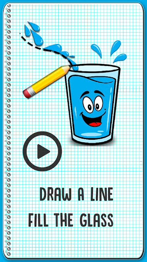 Download New Draw Water to Happy Glass 2020 5.0 APK For Android