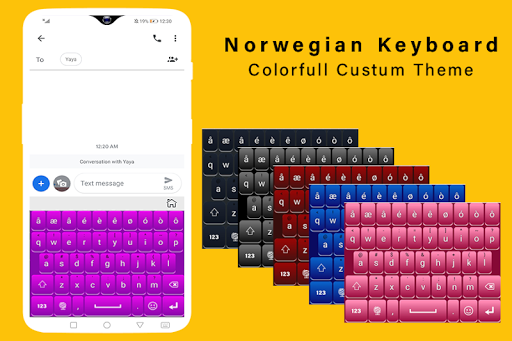 Download Norwegian Keyboard, Norsk tastatur for android 1.0.5 APK For Android