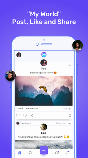 Download OnGraviti - Be Different, Be Social, Be OnGraviti 2.7.6 APK For Android
