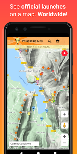 Download Paragliding Map 10.15.2 APK For Android
