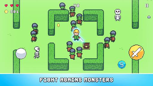 Download Pixel Legends: Retro Survival Game 0.23 APK For Android
