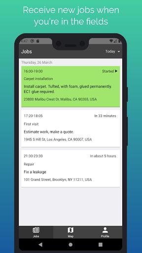 Download Planado FSM 2.8.6 APK For Android