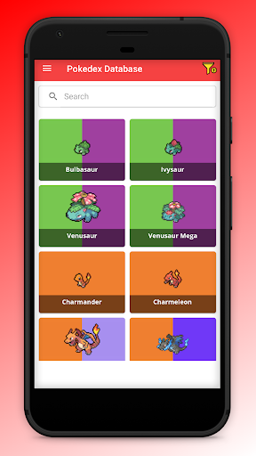 Download Poke dex Database 1.29 APK For Android