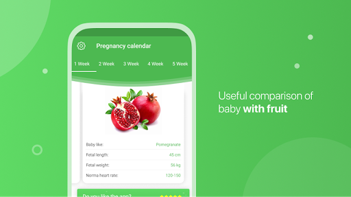 Download Pregnancy App - Baby countdown timer to due date 2.0.2 APK For Android
