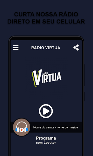 Download Rádio Virtua 1.1 APK For Android