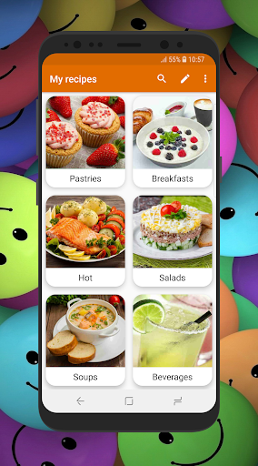 Download Recipes - Cookbook - Shopping List 1.2.1 APK For Android
