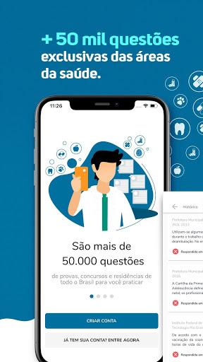 Download Sanar Saúde - Questões de Concursos e Residências 1.1.1 APK For Android