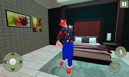 Download Scary Horror Clown Pennywise - Ghost Escape Game 1.1 APK For Android