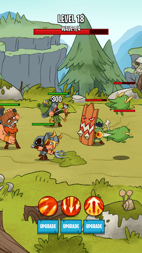 Download Semi Heroes 2: Endless Battle RPG Offline Game 1.0.3 APK For Android
