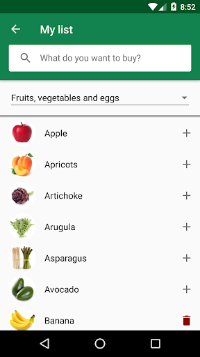Download Shopping List - SoftList 2.4 APK For Android