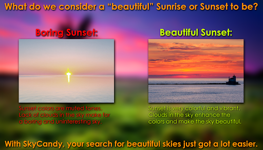 Download SkyCandy - Sunset Forecast App 2.3.0 APK For Android