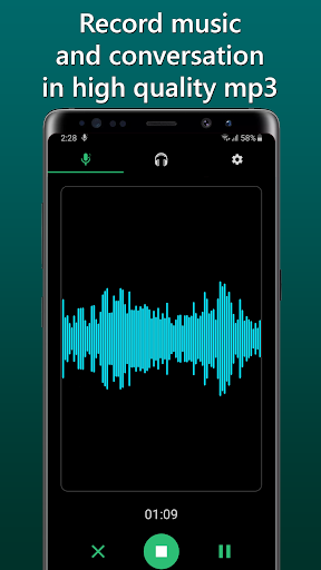Download Song Recorder, Music Recorder and MP3 Recorder 1.0.4 APK For Android