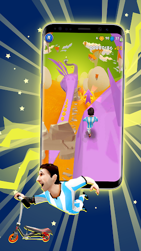 Download Space Scooter Game 1.1.6 APK For Android