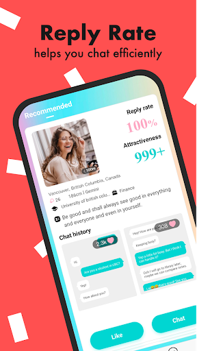 Download Sparkle - Meet New People, Make Friends Dating App qyqx_global_V1.2.3 APK For Android
