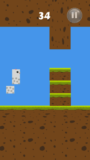 Download Square Egg Bird : Tower Egg 1.3 APK For Android