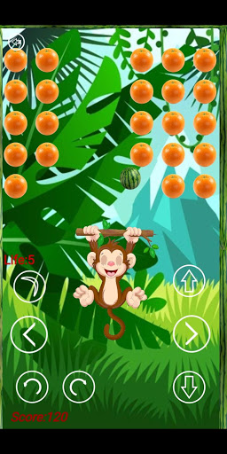 Download Tarzan Adventure with fruits 1.1.9 APK For Android