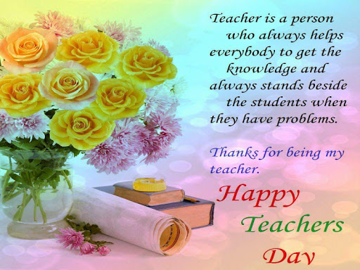 Download Teacher day greetings 4 APK For Android
